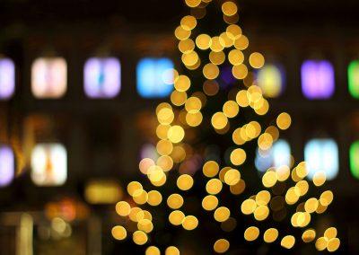 Weihnachtslichter in Gengenbach