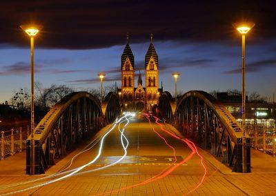 Wiwilibrücke Freiburg