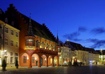 Münsterplatz mit Historischem Kaufhaus Freiburg