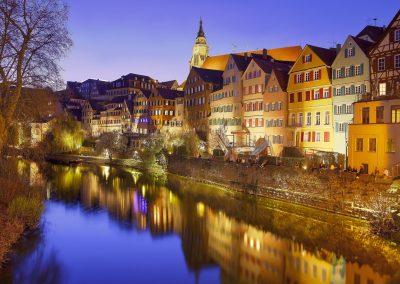 Lichterglanz in Tübingen