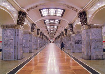 Untergrund Avtovo St. Petersburg